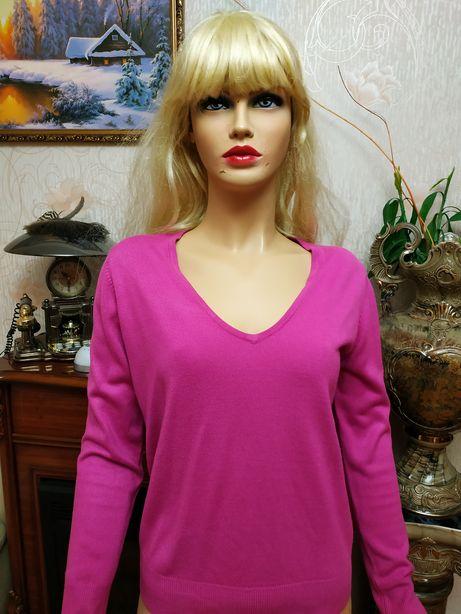 Красивий пуловер marks&spenser великого розміру джемпер кофточка