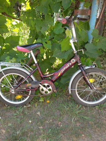 Велосипед детский,колеса 16 дюймов