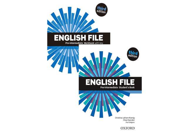 English File Pre-Intermediate (3-rd edition)