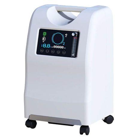 Кислородный концентратор. OLV-5. Повышение сатурации крови.