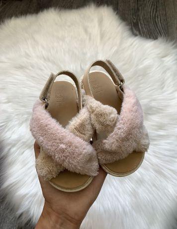 Босоножки, туфли, тапочки, шлепанцы Zara 23 размер Next, H&M