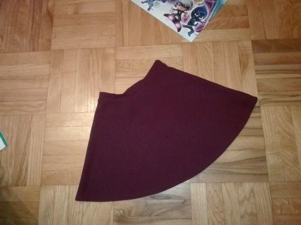 Fioletowa spódnica New Look