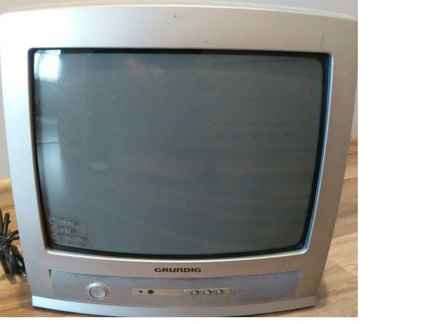 TV GRUNDIG 14 calowy z telegazetą