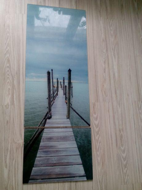Szkło hartowane idealne do kuchni pokoju, korytarza /nowoczesny design