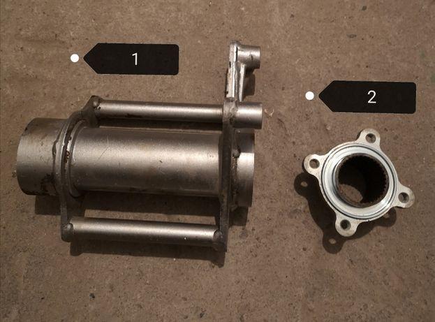 części Yamaha blaster