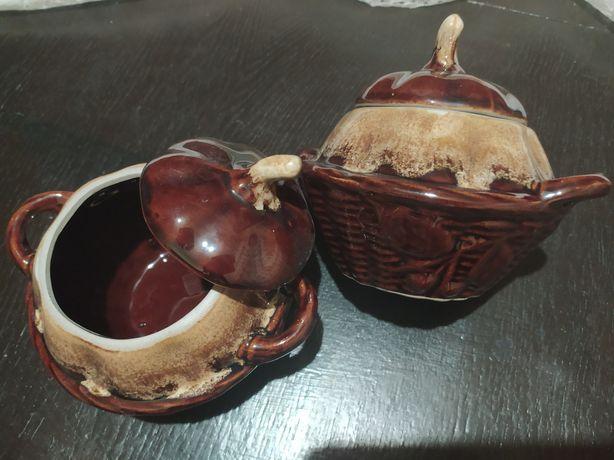 Продам глиненые горшки и стаканы звоните