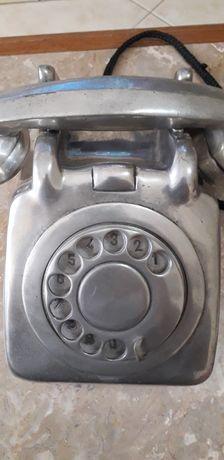 Telefone em metal de decoração,.nao funcional