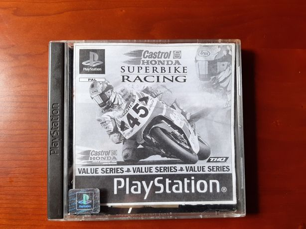 Superbike racing playstation 1