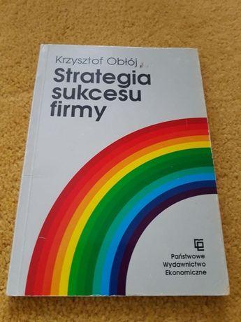 Strategia sukcesu firmy Krzysztof Obłój