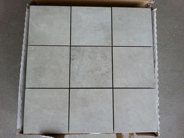 Mozaika Płytka Gresowa Podłogowa EPOXY GREY 1 POL Połysk 298mm Szara