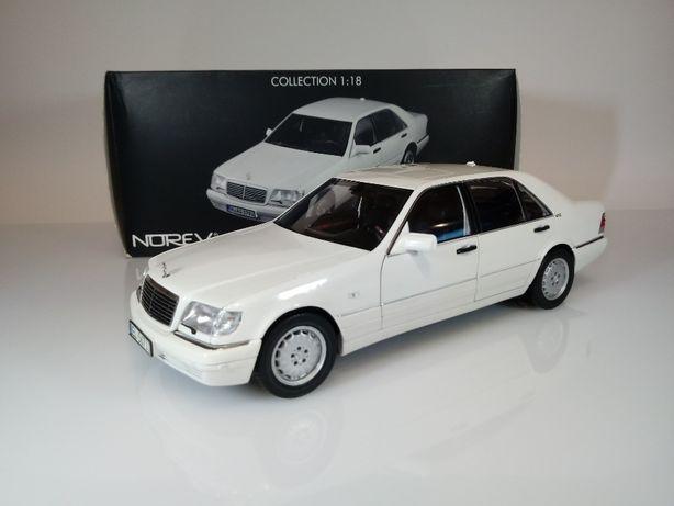 1/18 Model Mercedes S klasa W140 S600