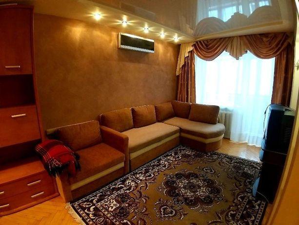 Сдам 2 комнатную квартиру метро Дарница пешком 4 минуты