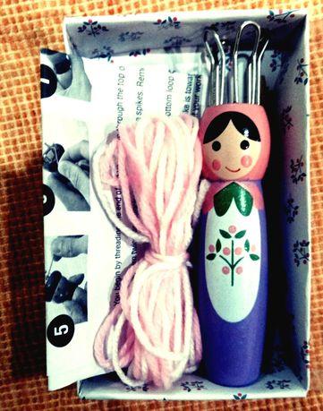 Станок для плетения шнура