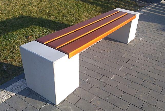 Ławka betonowa Ł2 ławki ogrodowe ławka parkowa