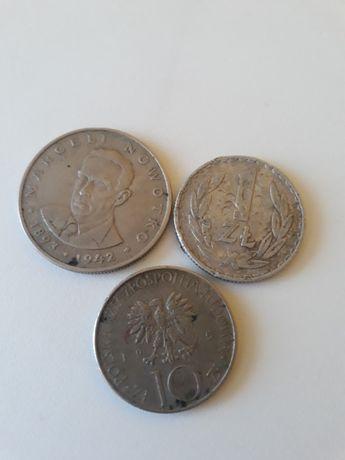 Sprzedam monety w dobrym stanie