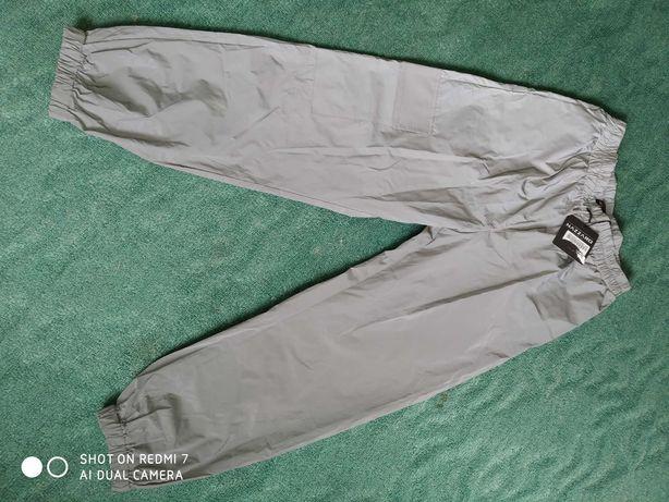 Нейлонові штани джогери