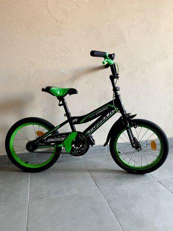 Детский велосипед , велосипед 16 дюймов, cross formula