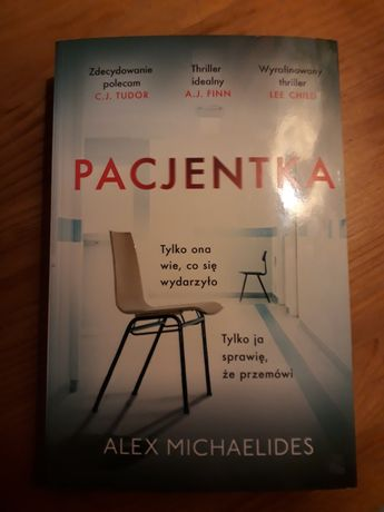 Pacjentka Alex Michaelides