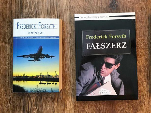 "Frederick Forsyth ""Weteran"", ""Fałszerz"""