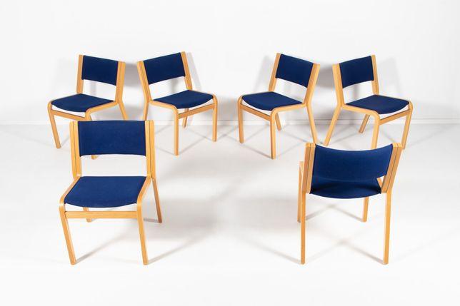 Conjunto Cadeiras Jantar - dinamarquesas escandinavo nordico vintage
