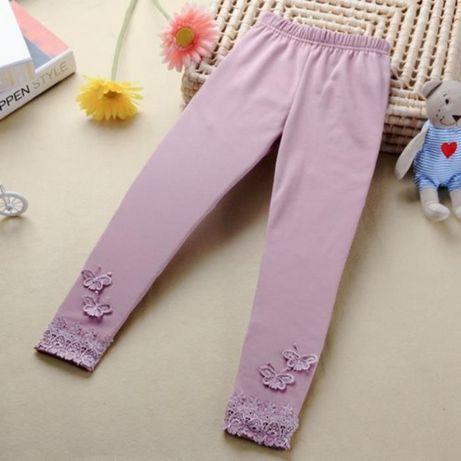 Красивые леггинсы, брюки для девочки.