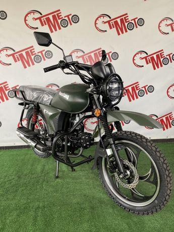 Мотоцикл Мотороллер Musstang Dingo XL 125 Мустанг Динго  Альфа Спарк