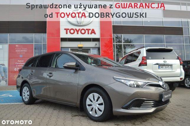 Toyota Auris 1.4 D-4d Active Gwarancja, Oferta Dealera