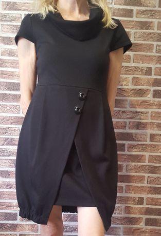 Vestido  túnica preto