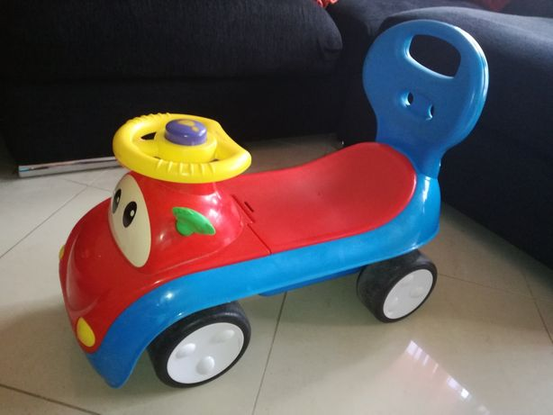 Triciclo Andador carro chicco