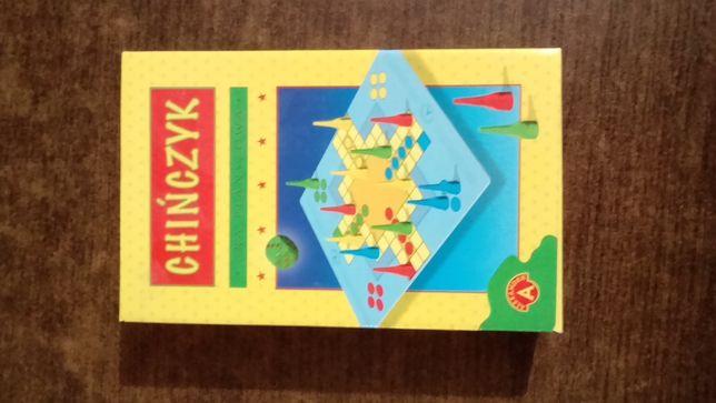 gra planszowa-chińczyk