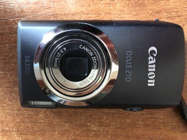 Продам фотоаппарат Canon Digital IXUS 210