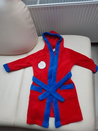 Szlafrok Spidermen  98-104