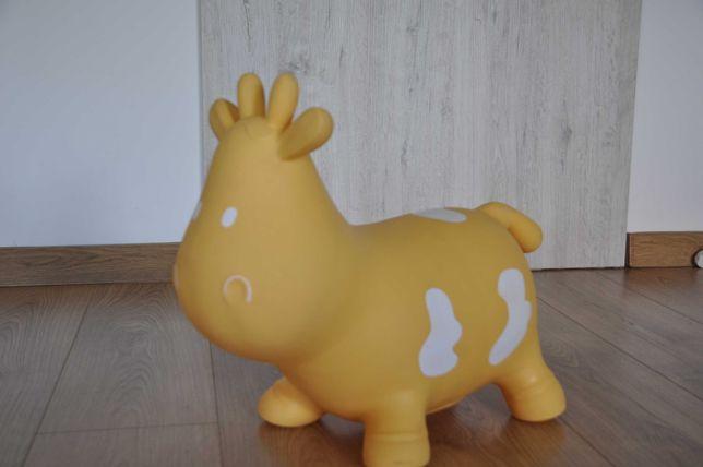 Skoczek gumowy do skakania dla dzieci Krowa, krówka