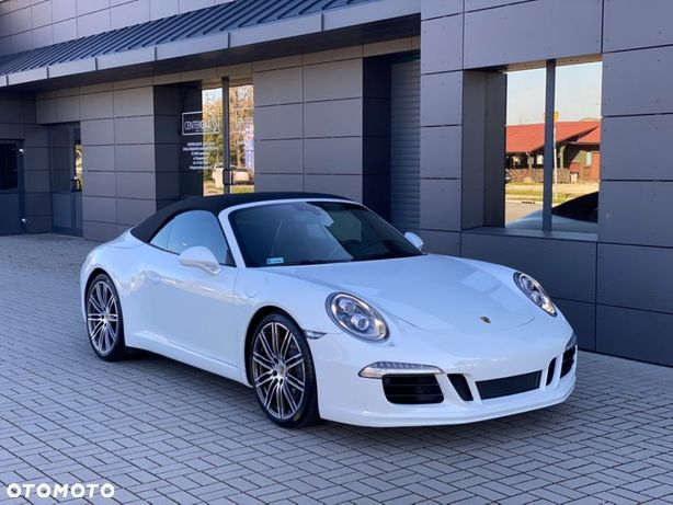 Porsche 911 Porsche Carrera S Cabrio skrzynia automat PDK 400KM