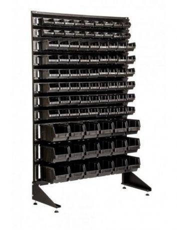 Стеллаж для метизов стойка стенд с ящиками ящики метизні
