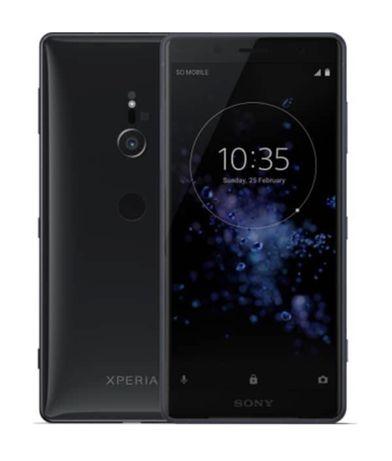 НОВЫЙ Sony Xperia XZ2 compact black на 2 сим карты