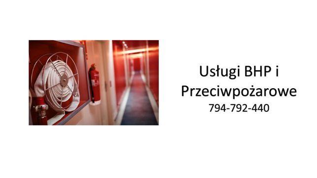 Kompleksowe Usługi BHP / Przecipożarowe
