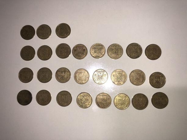 Продам Копійки, монети України 1992 року