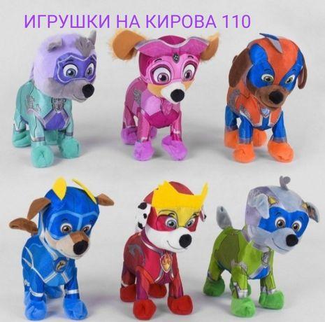 Мягкая игрушка K17596 ЩЕНЯЧИЙ ПАТРУЛЬ собачка