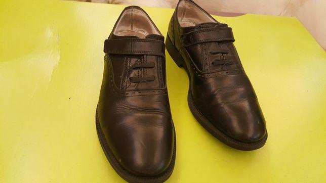 Туфли кожаные 34 разм.