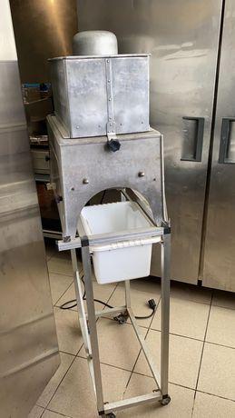 Máquina descascar batatas