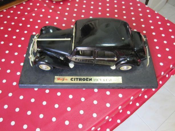 Baixa de Preço Citroên 15CV 6 Cyl de 1952 es 1/18