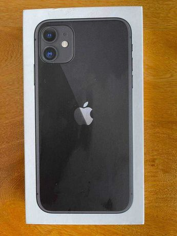 Apple iPhone 11 , 64 Gb Black \ Оригинал