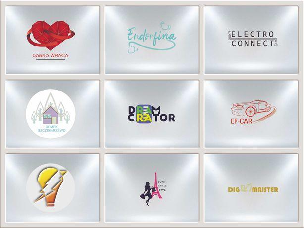 Projekt Logo - Projektowanie Fantastycznego Logo