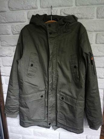 Куртка (парка) демисезонная Cool club  для мальчика 152р