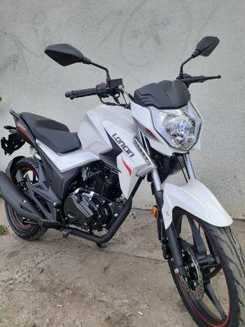 Мотоцикл LONCIN JL 200-68 КПП-6 ступ!!!