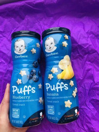 Puffs снеки для дітей