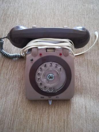 Telefone analógico-Mecânico