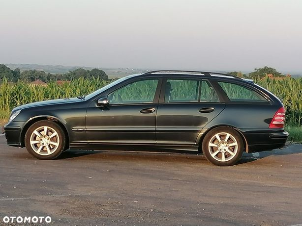 Mercedes-Benz Klasa C Sprzedam Mercedes C230 Kompressor, 1 właściciel w kraju