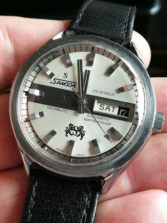 Relógio de homem antigo SAMSON automatic 25 jewels